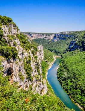 Camping Gorges Ardèche
