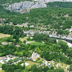location camping ardeche