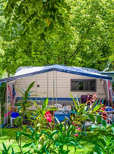 emplacement camping Ardeche