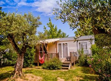 location mobile home ardeche