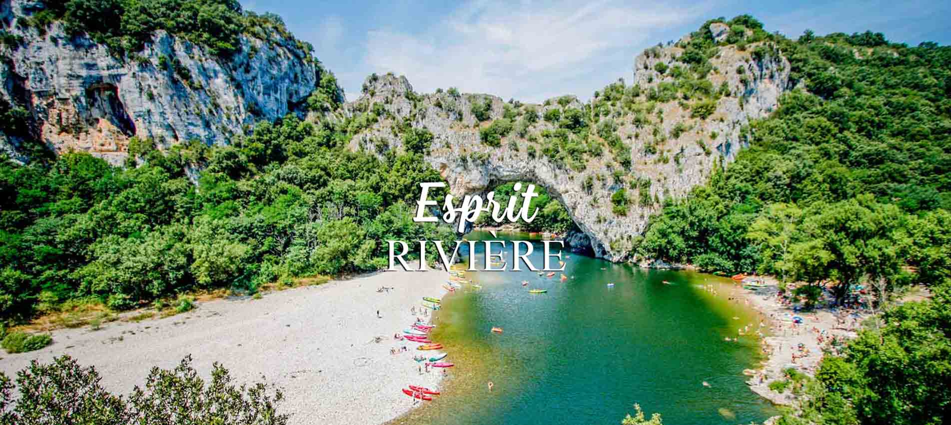 camping riviere location ardeche