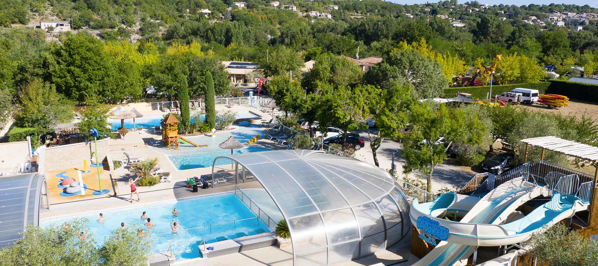 camping coudoulets ardèche